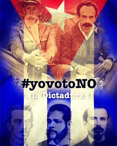 Cuando votaba o NO en Cuba. Por Eloy A González. cubademocraciayvida.org web/folder.asp?folderID=136