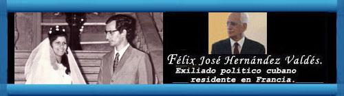 Cuarenta y cuatro años de Amor. Por Félix José Hernández. cubademocraciayvida.org web/folder.asp?folderID=136