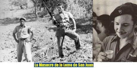Patria de Martí Artículos y Ensayos: La Masacre de la Loma de San Juan: 60 años después. Por Julio M. Shiling. cubademocraciayvida.org web/folder.asp?folderID=136