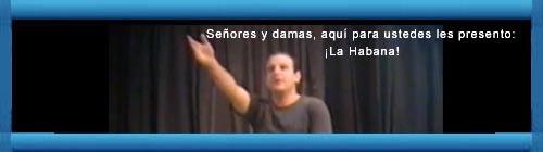 """CUBA VIDEO: """"Mon�logo sobre la vida en La Habana"""".  web/folder.asp?folderID=136"""