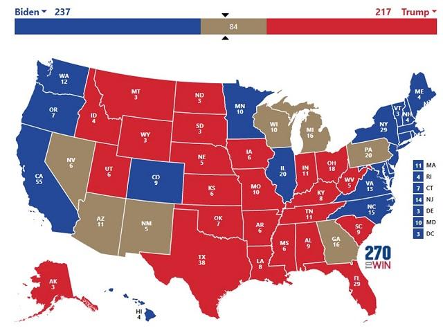 EE.UU. Congreso decidirá electores en ciertos estados. El Colegio Electoral eligió a Joe Biden pero 7 Estados disputaron el resultado en favor de Trump y se decidirá el 6 de enero en el Congreso. Publicado por Julio M. Shiling en /Patria de Mart¡/.       cubademocraciayvida.org                                                                                         web/folder.asp?folderID=136