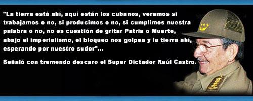 Resultado de imagen para RAUL CASTRO DICTADOR