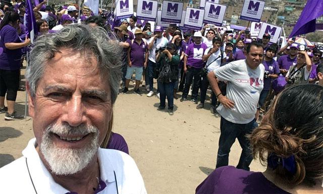 CRISIS EN PERÚ: El Congreso de Perú aprobó una nueva Mesa Directiva: Francisco Sagasti será el nuevo presidente interino del país. / ¿Quién es Francisco Sagasti?...       cubademocraciayvida.org                                                                                                                                                                                            http://www.cubademocraciayvida.org/web/folder.asp?folderID=136