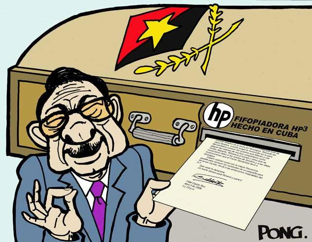 """""""¡EL PRIMER RESULTADO DE LAS RELACIONES EEUU-CUBA: LA FIFOPIADORA HP3...¡"""" // y """"HE RECIBIDO TAMBIEN UNA CARTA DE FIDEL""""... Por Alfredo Pong. cubademocraciayvida.org web/folder.asp?folderID=136"""