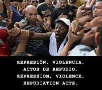 REPRESI�N EN CUBA