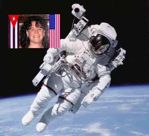 astronautas hispanos - photo #15