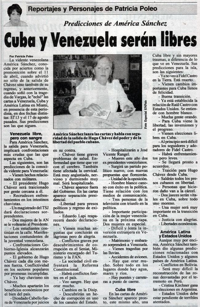 CUBAZUELA: