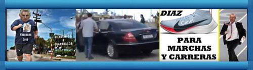 VIDEO: Parodia a la huida de Miguel Díaz Canelo de Regla. Por el humorista cubano Javier Berridy. cubademocraciayvida.org web/folder.asp?folderID=136