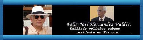 """Editado en Francia el Tomo XXVI de """"Desde las Orillas del Sena"""". N° 46 de la Serie Cartas a Ofelia. Por Félix José Hernández. cubademocraciayvida.org web/folder.asp?folderID=136"""