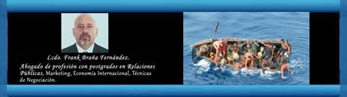 CUBA ¿DIÁSPORA INVISIBLE O CONSPIRACIÓN? Por Frank Braña Fernández. cubademocraciayvida.org web/folder.asp?folderID=136