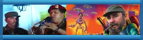 VENEZUELA VIDEO- En este capítulo de Así lo ve La Patilla, lo analizamos: La presencia de cubanos en Venezuela no es un secreto. El intento de la dictadura cubana por conquistar la patria de Simón Bolívar ya sea violenta o ideológicamente... cubademocraciayvida.org web/folder.asp?folderID=136