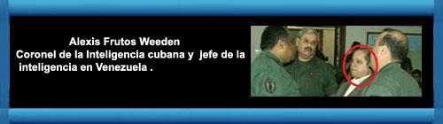 CASTROZUELA: Conoce al hombre fuerte de la inteligencia cubana en Venezuela. Por Juan Reynaldo Sánchez*. web/folder.asp?folderID=136