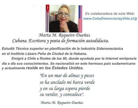 """""""¡Siacará!"""". Por Marta M. Requeiro Dueñas. cubademocraciayvida.org web/folder.asp?folderID=136"""