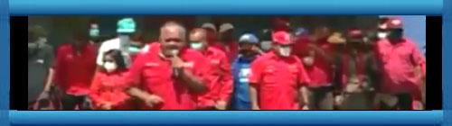 """VENEZUELA VIDEO- Diosdado Cabello: """"El que no vota no come, para el que no vote no hay comida""""...           CubaDemocraciayVida.ORG                                                                                                                                                                                                                                     http://www.cubademocraciayvida.org/web/folder.asp?folderID=136"""