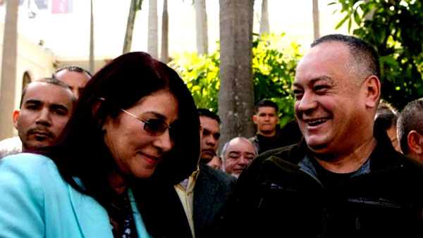 Cilia Flores no quiere que Maduro termine en la cárcel. Por Cedrom. cubademocraciayvida.org web/folder.asp?folderID=136