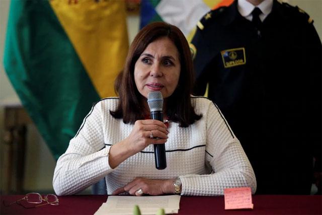 Bolivia denunciará a España por injerencia en sus asuntos internos tras el incidente en la embajada mexicana.  cubademocraciayvida.org web/folder.asp?folderID=136