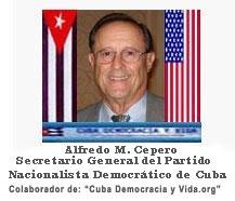 EL SUICIDIO DE UN PARTIDO. Por Alfredo M. Cepero. cubademocraciayvida.org web/folder.asp?folderID=136