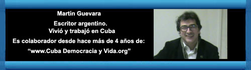 El reptil impostor Fidel Guarapo Castro Ruz. Por Martin Guevara. cubademocraciayvida.org  web/folder.asp?folderID=136
