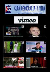 Canal VIMEO de CubaDemocraciayVida.org