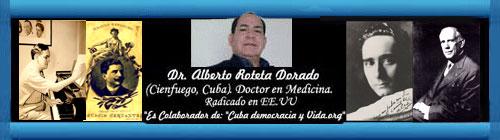 Nuestra gran música desconocida por los propios cubanos. A propósito del 20 de octubre, día de la Cultura Cubana. Por el Dr. Alberto Roteta Dorado. cubademocraciayvida.org web/folder.asp?folderID=136