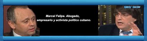 VIDEO COMPLETO: Jaime Bayly. Martes 13 de febrero/2018. Entrevista a Marcel Felipe. Abogado, empresario y activista político cubano. cubademocraciayvida.org web/folder.asp?folderID=136