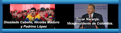 VENEZUELA: El vicepresidente de Colombia denunció que el
