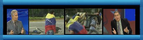 VIDEO: Venezuela y opciones de liberación. Julio M. Shiling, y Juan Manuel Cao analizan las opciones de liberación de Venezuela y el modo de confrontar a las dictadura. cubademocraciayvida.org web/folder.asp?folderID=136