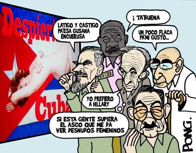 SIN COMENTARIOS... Por Alfredo Pong. cubademocraciayvida.org web/folder.asp?folderID=136