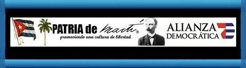 """Patria de Martí y Alianza Democrática le invitan a asistir al Simposio """"Comunismo: 100 años de barbarie"""", que tendrá lugar el Jueves, 16 de noviembre 2017. 6:00pm, en West Dade Regional Library (9445 Coral Way). Por Julio M. Shiling. cubademocraciayvida.org  web/folder.asp?folderID=136&tempReferens=listwithauthor&AuthorName=Julio%20M.%20Shiling"""