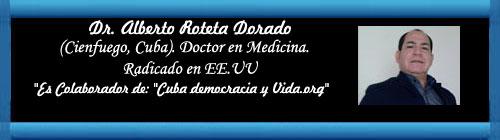 Estatismo mental inducido, otro de los males del comunismo. Por el Dr. Alberto Roteta Dorado. cubademocraciayvida.org web/folder.asp?folderID=136